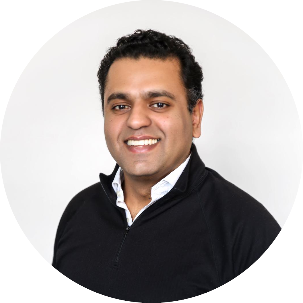Raj Patel | CEO and Co-Founder